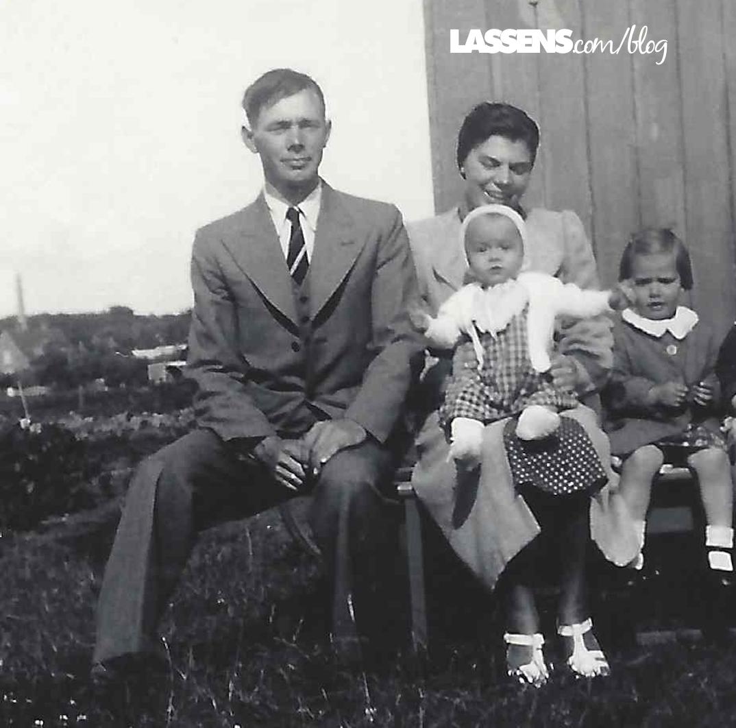 Oda+Lassen, Denmark+in+WW2, Hilmar+and+Oda+Lassen, Hilmar+Lassen